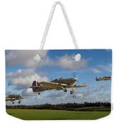 Another Day - Hurricanes Scramble Weekender Tote Bag