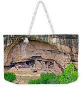 Another Dwelling On Chapin Mesa In Mesa Verde National Park-colorado  Weekender Tote Bag