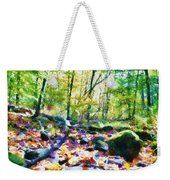 Another Enchanted Forest Weekender Tote Bag