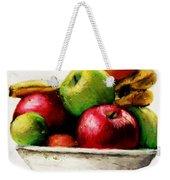 Another Fruit Bowl Weekender Tote Bag