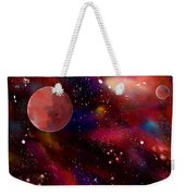 Another Galaxy Weekender Tote Bag