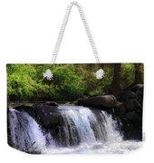 Another Hidden Waterfall Weekender Tote Bag