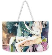 Another Kiss Weekender Tote Bag