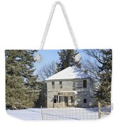 Another Lonely Winter Weekender Tote Bag