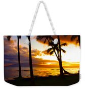 Another Maui Sunset Weekender Tote Bag