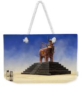 Another Roadside Attraction Weekender Tote Bag