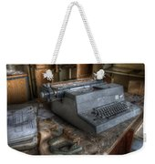 Another Secretary  Weekender Tote Bag