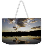 Another Sunset In The Jungle Weekender Tote Bag