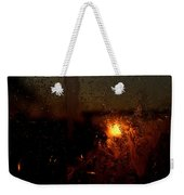 Another Time Another Space Weekender Tote Bag