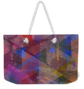 Another Time - Square Version Weekender Tote Bag