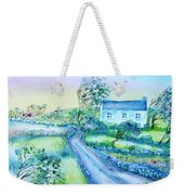 Another Windy Day On Cleare Island Ireland   Weekender Tote Bag