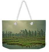 Another World-another Time Weekender Tote Bag
