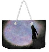 Another World Weekender Tote Bag by Loriental Photography