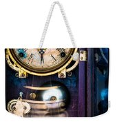 Ansonia Clock Weekender Tote Bag