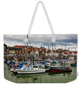 Anstruther Harbour Weekender Tote Bag