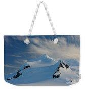 Antarctic Landscape Weekender Tote Bag