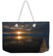 Antarctic Twilight... Weekender Tote Bag