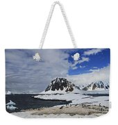 Antarctic Wilderness... Weekender Tote Bag