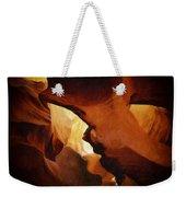 Antelope Canyon 26 Weekender Tote Bag