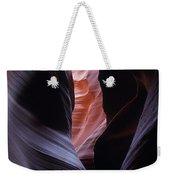 Antelope Canyon 5 Weekender Tote Bag by Jeff Brunton
