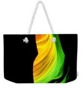 Antelope Canyon Abstract Weekender Tote Bag