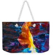 Antelope Canyon Light Weekender Tote Bag
