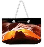 Antelope Canyon Panorama Weekender Tote Bag