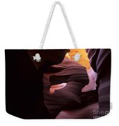 Antelope Canyon Touch Of Magic Weekender Tote Bag