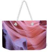 Antelope Canyon Waves Weekender Tote Bag