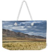 Antelope Island Camera Flats Weekender Tote Bag
