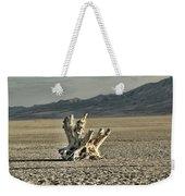 Antelope Island Stump Weekender Tote Bag