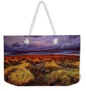 Antelope Valley Weekender Tote Bag