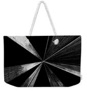 Antenna- Black And White  Weekender Tote Bag