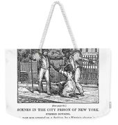 Anti-slavery, 1835 Weekender Tote Bag