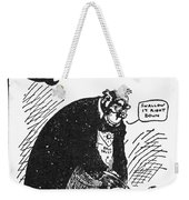 Anti-trust Cartoon, 1902 Weekender Tote Bag