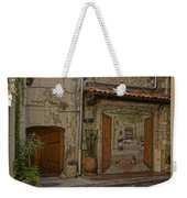 Antibes France Scene Paintings Dsc02278  Weekender Tote Bag