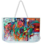 Birth-pangs Of Redemption 1 Weekender Tote Bag