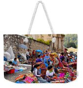 Antigua Guatemala Weekender Tote Bag