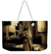 Antique Angel Weekender Tote Bag