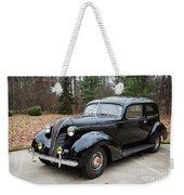 Antique Auto Weekender Tote Bag