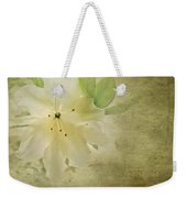 Antique Azalea Weekender Tote Bag
