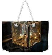 Antique Carriage Lamp Weekender Tote Bag