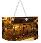 Antique Cash Register Weekender Tote Bag