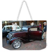 Antique Coupe Weekender Tote Bag