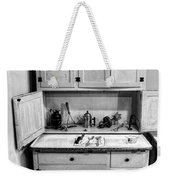 Antique Cupboard Weekender Tote Bag