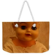Antique Doll 1 Weekender Tote Bag