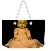 Antique Doll 2 Weekender Tote Bag