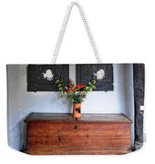 Antique French Chest Weekender Tote Bag