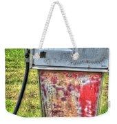 Antique Gas Pump 3 Weekender Tote Bag