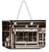 Antique Guns And Swords - French Quarter Weekender Tote Bag